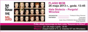 Flash Mob przeciwko przemocy